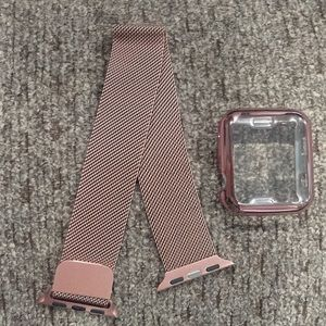 YC YANCH Watch Band/Case Apple compatible